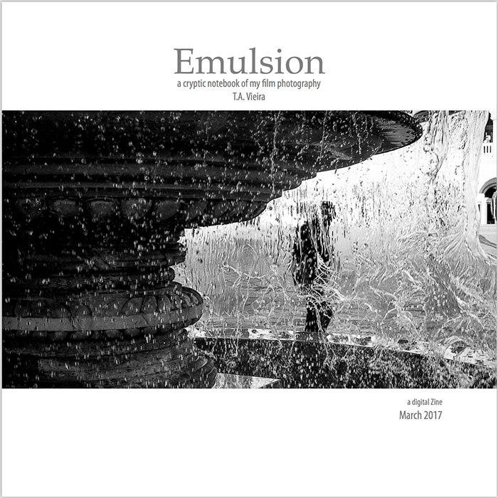 Welcome to Emulsion, a Free Digital Zine