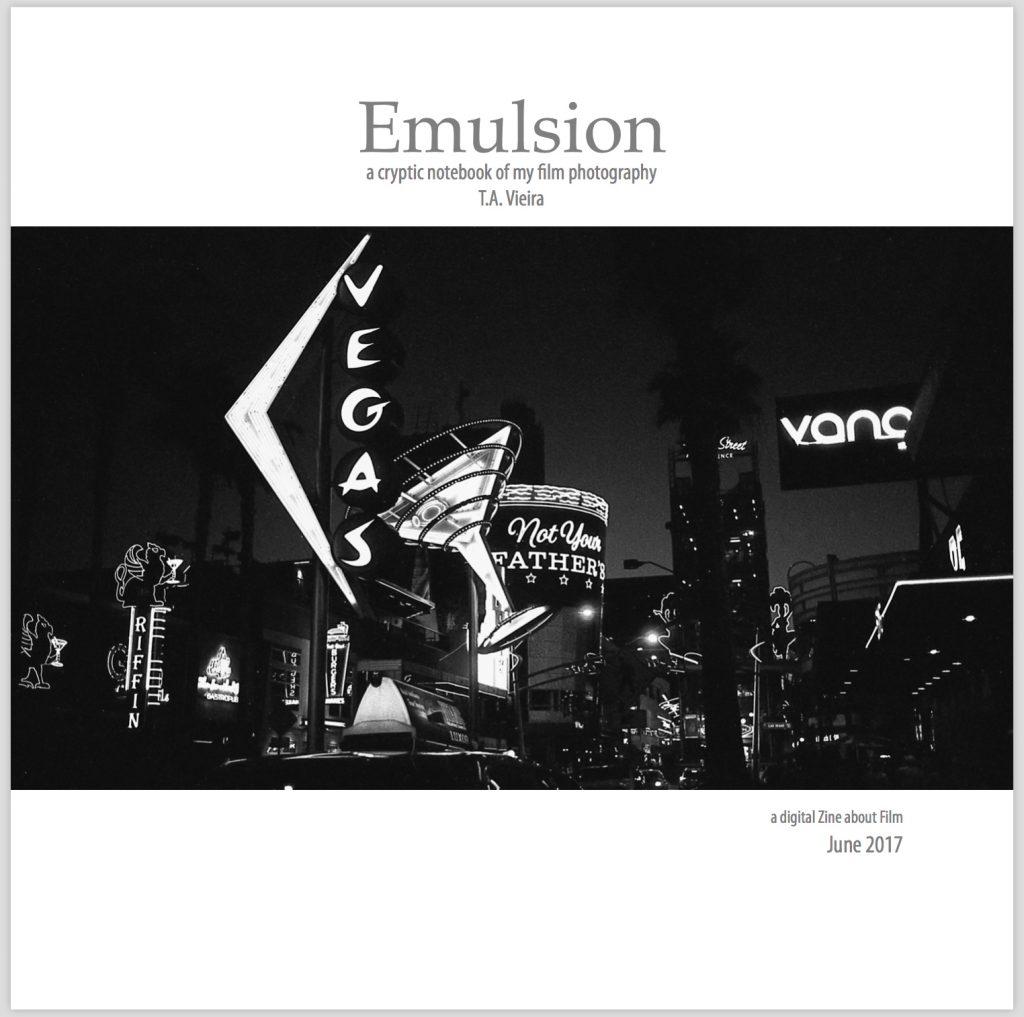 Emulsion – June 2017