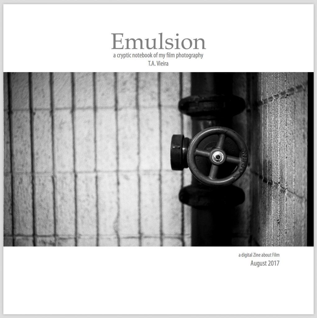 Emulsion – August 2017