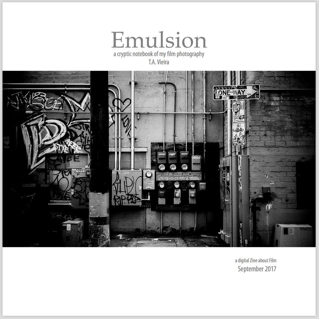 Emulsion – September 2017