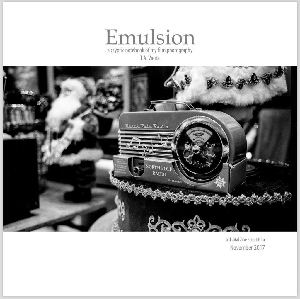 Emulsion – November 2017